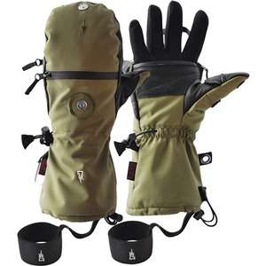 [Frankonia] HEAT 3 Special Force Handschuhe oliv
