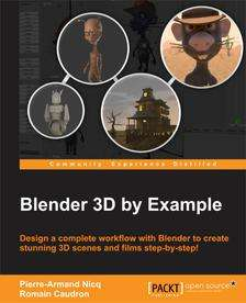 [eBook] Blender 3D By Example