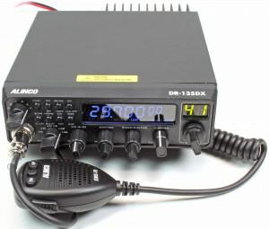 Alinco DR-135DX 10m Amateurfunk-Transceiver AM/FM/SSB CB Band ist möglich