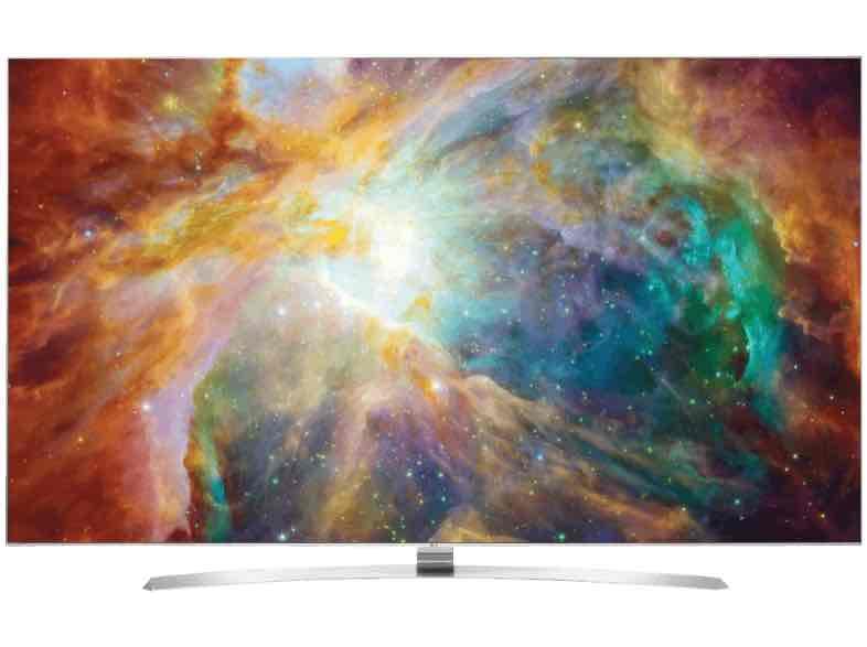 LG 55UH950V, 139 CM (55 ZOLL), UHD 4K, 3D, SMART TV, LED TV, DVB-T2 (H.265), DVB-C, DVB-S, DVB-S2