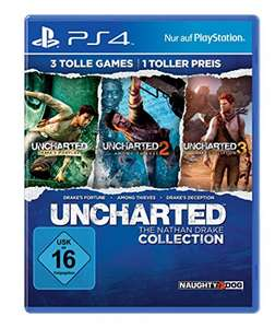 Uncharted: The Nathan Drake Collection (PS4) (Amazon.de)