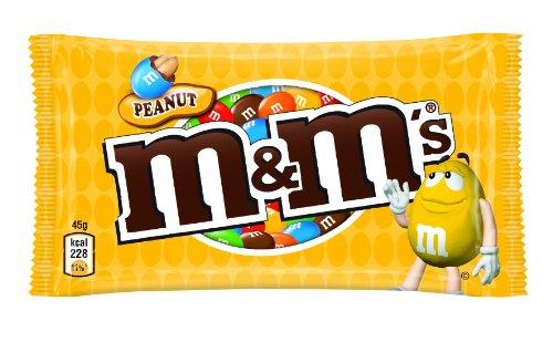 24er Pack M&M's Peanut (24x45g) [Amazon Prime]
