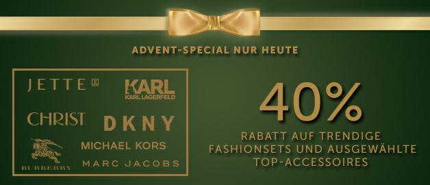 [Christ.de] -40% ausgewählte Artikel von Michael Kors, Burberry, DKNY, Marc Jacobs und Karl Lagerfeld