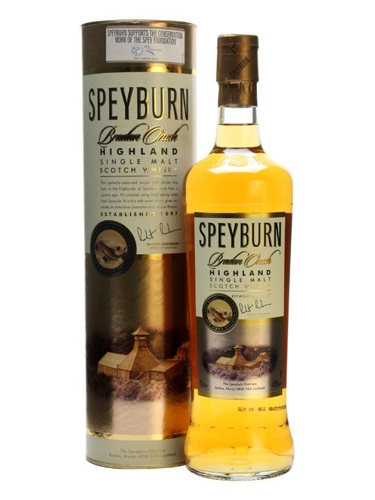 Ab 08.12. bei Aldi-Nord: Speyburn Bradan Orach Whisky 0,7L