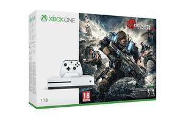 [Gamestop] Umtausch Aktion! Xbox One S 1TB Gears of War 4 Bundle gegen alte Xbox one oder PS4+Aufpreis