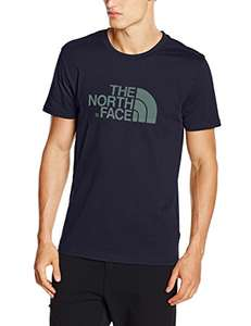 The North Face Herren S/s Easy Tee Kurzärmeliges T-Shirt (Amazon.de)
