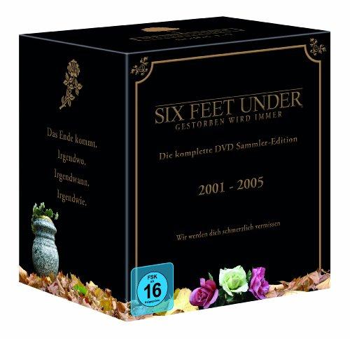 [Amazon] Six Feet Under - Die komplette Serie (25 DVD Discs)