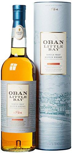 [Amazon] Oban Little Bay Single Malt Whisky als Blitzangebot 39,99 / Glenlivet Founder's 23,99 / Laphroaig Select 21,99