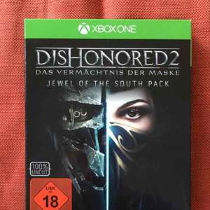 [evtl. lokal] Dishonored 2 Xbox One