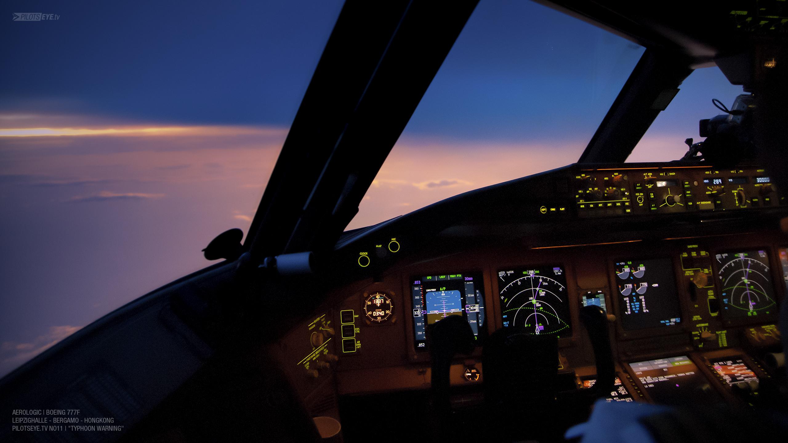 Film aus dem Cockpit: A380 Flug aus Sicht der Piloten (PilotsEye) - statt 24 Euro als DVD