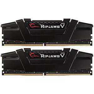 [Amazon.de] G.Skill RipJaws V schwarz 16GB, DDR4-3000