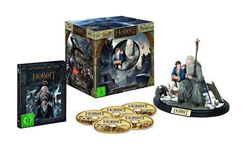 [Amazon Blitzangebot] Der Hobbit: Die Schlacht der fünf Heere – Limited Extended Collector's Edition (2D + 3D Blu-ray)