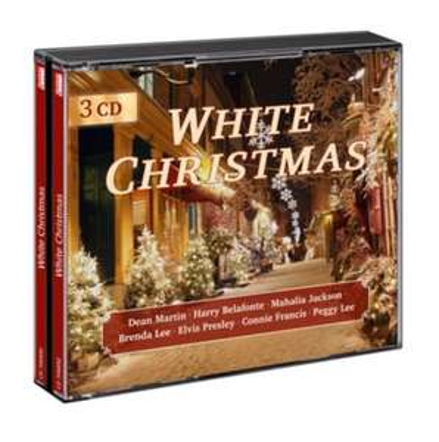 White Christmas - 60 schwungvolle und besinnliche Weihnachtslieder der 50er & 60er (3 CDs) Portofrei!