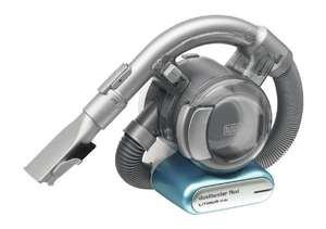[amzon.co.uk] Black & Decker PD1420LP-GB Lithium Flexi Vacuum um 71€