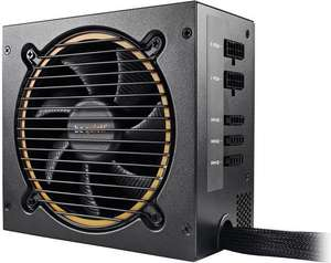 be quiet! Pure Power 9 CM 500W ATX 2.4 - Kabelmanagement, 80+ Silber (89%) für 57,99€ @ Notebooksbilliger