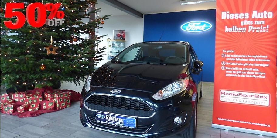 Ford Fiesta Celebration (2016) für 9460€ - 1 Auto verfügbar