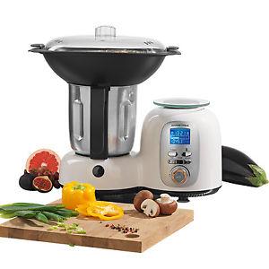 GOURMETmaxx Thermo Multikocher Deluxe 10in1 Mix 1500W Küchenmaschine
