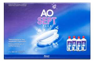 Aosept 4x360ml Kontaklinsenreiniger Amazon