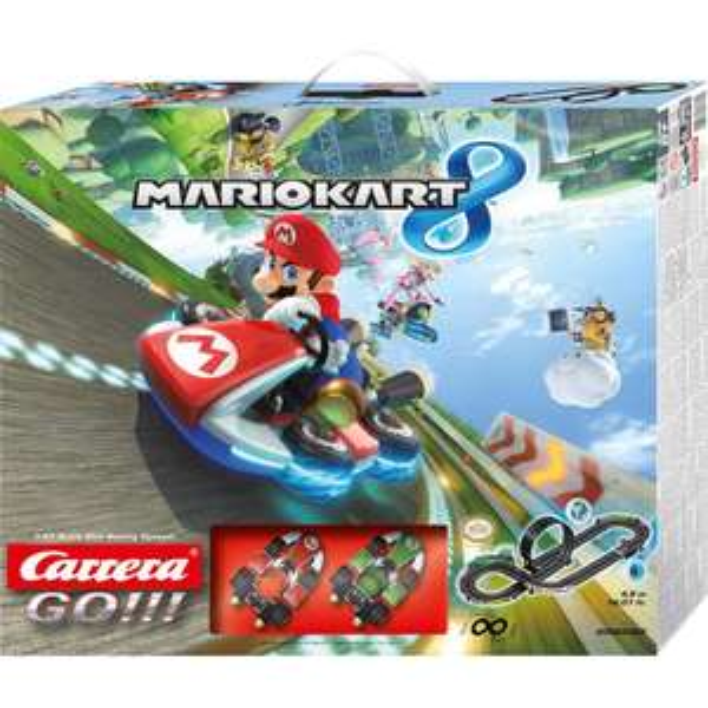 [Conrad] Carrera Go!!! Nintendo Mario Kart 8 Startset + 5% shoop