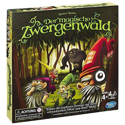 Der magische Zwergenwald - Kinderspiel von Hasbro für 10,12€ mit [Amazon Prime]