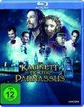 [amazon] Das Kabinett des Doktor Parnassus [Blu-ray] - 11 eur