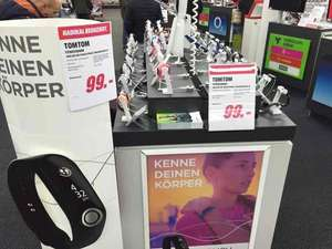 [Lokal Media Markt Stuttgart-Feuerbach] TomTom Touch Fitnesstracker in Large und Small
