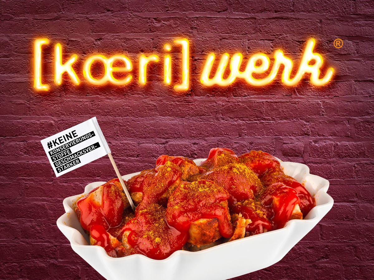 [Lokal/Karlsruhe] Kostenlose Currywurst+Pommes in der Mensa zur Neueröffnung am 06.12.
