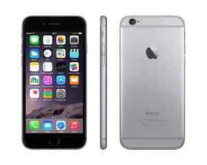 iPhone 6 64GB - spacegrau - gebraucht (ebay, mobilshop3000)