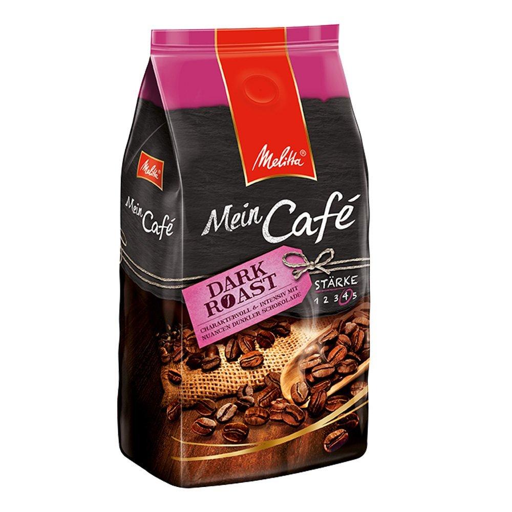 Melitta Kaffeebohnen im Angebot bei Amazon für 8,99€