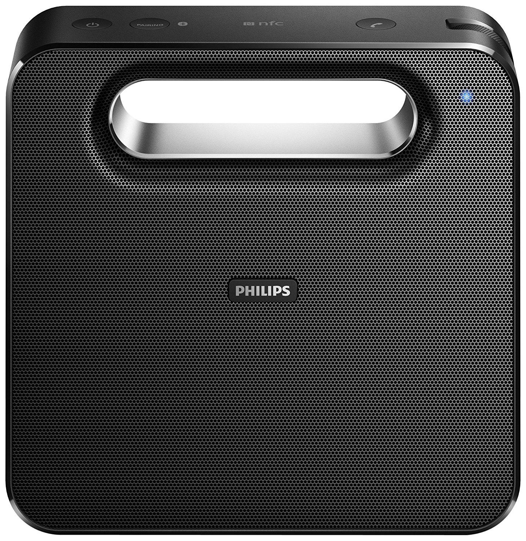 [Dealclub] Wieder zu haben! Philips BT5580 (refurbished) portabler Bluetooth-Lautsprecher (Bluetooth HD, NFC, 10 Watt, Mikrofon)