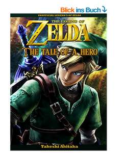 Gratis: The Legend Of Zelda: The Tale of a Hero (eBook) bei Amazon.de