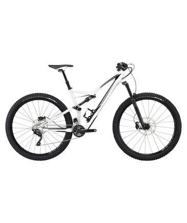 [engelhorn.de]Specialized Stumpjumper FSR Comp Carbon 29 white/black Gr M / Radsport 20% auf alles!