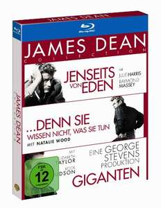 [Amazon] Blitzdeal: James Dean Collection BluRay