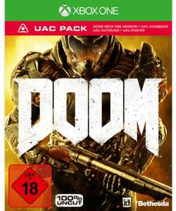 Doom (Xbox One) via Saturn für 15€