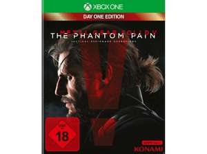 Metal Gear Solid 5: The Phantom Pain (Xbox One) Saturn ab 15€