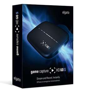 Elgato Game Capture HD60 S für 111€ statt 159,99€ [Amazon Tagesangebot]