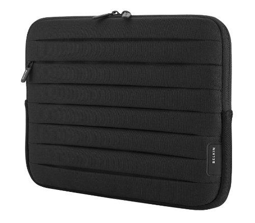 Belkin Plissee-Schutzhülle (für Netbooks bis zu 25,4cm (10 Zoll) schwarz für 5,99€ statt 15,10€ [Amazon Tagesangebot]