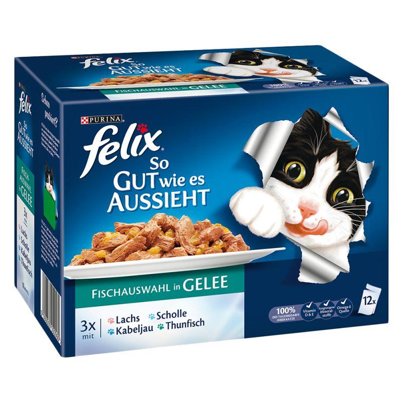 [Rossmann] 6 x 12 Felix Portionsbeutel (In Verbindung mit der GZG Aktion)