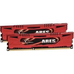 G.Skill DIMM 16 GB DDR3-1600 Kit (F3-1600C9D-16GAR)