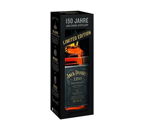 (Amazon Prime) Jack Daniel's D150 0.7 l - Limited Edition in Geschenkbox