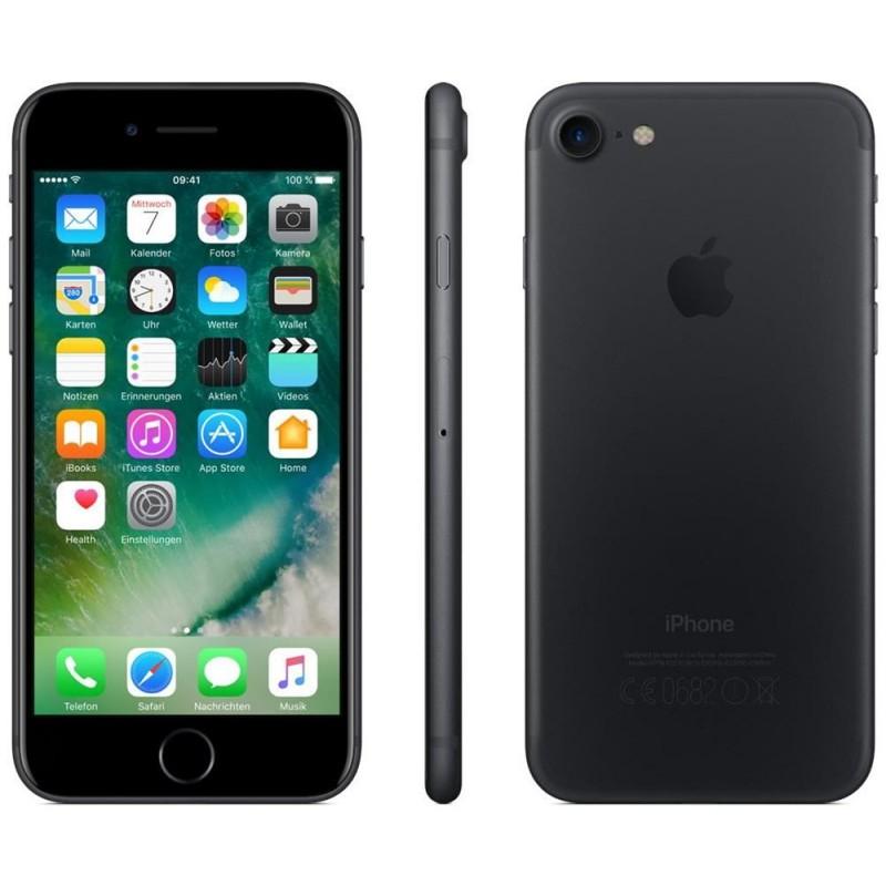 Apple iPhone 7 - 128GB - Schwarz - 759 EUR inkl. Versand