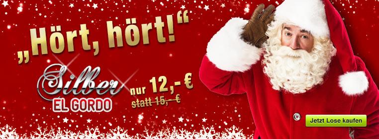 [JAXX] Lose der span. Weihnachtslotterie -  3€ Rabatt
