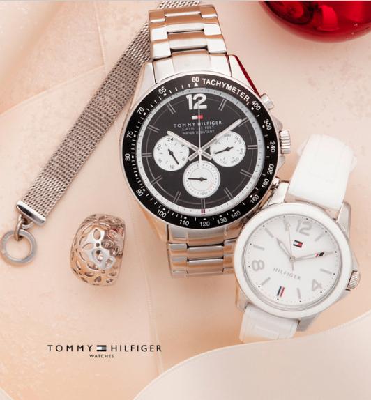Schmuck und Uhren von Tommy Hilfiger stark reduziert (bis zu 35% unter Idealo) @Zalando Lounge