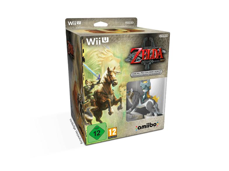 The Legend of Zelda - Twilight Princess HD ( Limited Edition )  Wii U für nur 35€