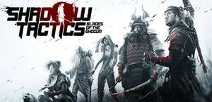 [Steam] Shadow Tactics: Blades of the Shogun