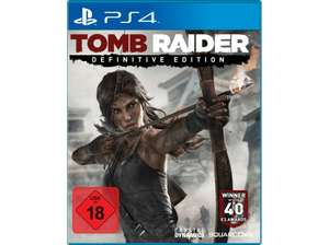 Tomb Raider: Definitive Edition - PlayStation 4 bei Saturn.de für 17,99 VSK Frei
