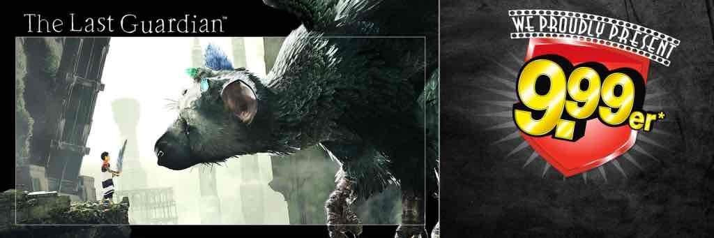 Sniper Elite 4 oder Steep oder The Last Guardian aus den 9.99ern GameStop