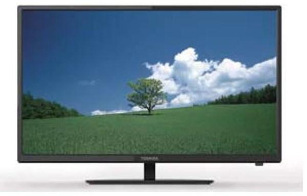 """[ZackZack] Toshiba LED-TV """"24E1533DG"""" (24'', DVB-T/C/C2(HD), HDMI, VGA, SCART, USB) für 115 € statt 134 €"""