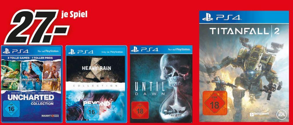 [Lokal Alle Mediamärkte in Köln] Titanfall 2 [PlayStation 4] für narrische 27,-€