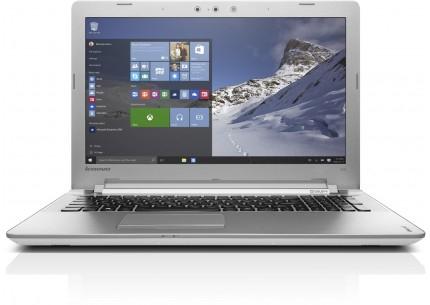 "15.6' Lenovo  IdeaPad 500-15ISK (80NT00UBGE) - weiß 15"" Notebook bei Berlet"